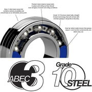 3001 2RS | 12 x 28 x 12mm Bearing by: Enduro