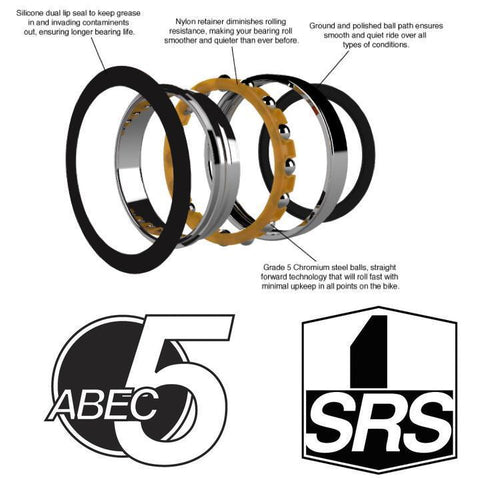 Enduro 61902 SRS | 15 x 28 x 7mm Bearing by www.rushsports.co.za