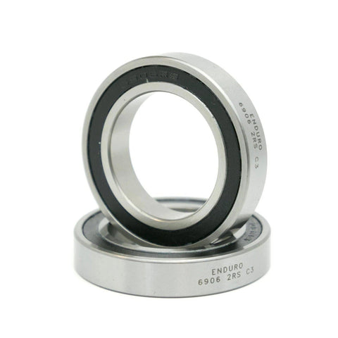 Enduro 6906 2RS | 30 x 47 x 9mm Bearing by www.rushsports.co.za