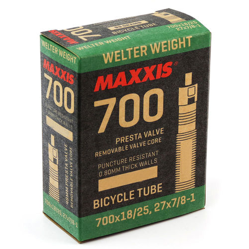 Maxxis Tyres & Tubes: Welter Weight Tube | 700C x 18 / 25C