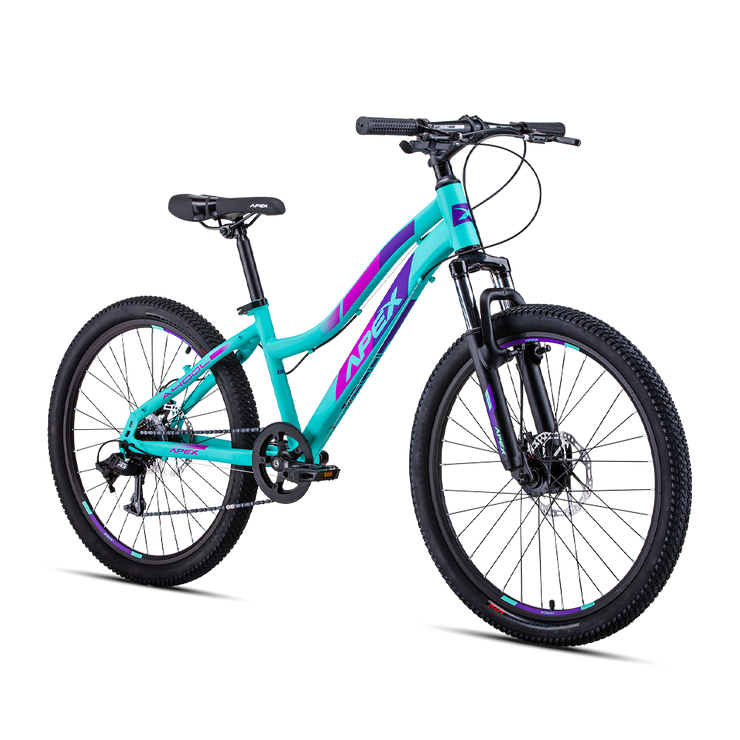 A400 Ladies I 24 inch Alloy MTB by: Apex