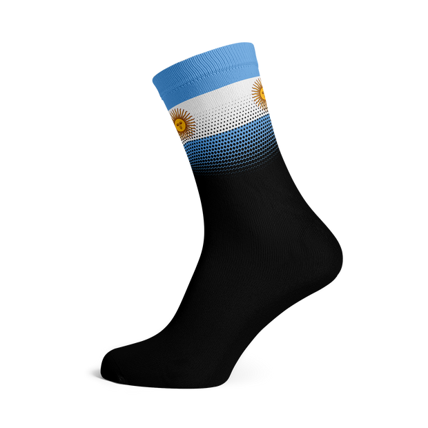 Sox Footwear | Argentina Flag Socks