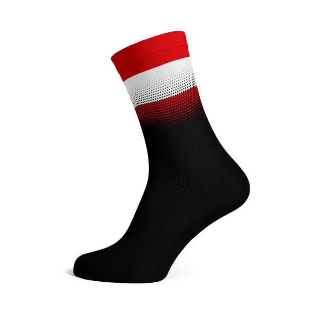 Sox Footwear | Austria Flag Socks