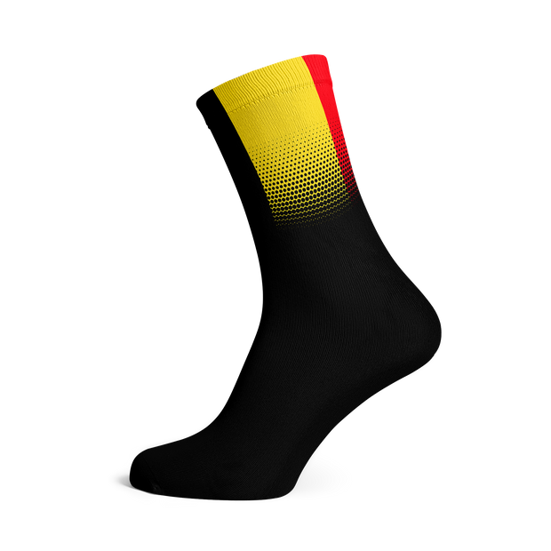 Sox Footwear | Belgium Flag Socks