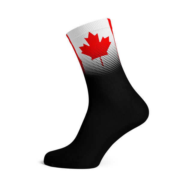 Sox Footwear | Canada Flag Socks