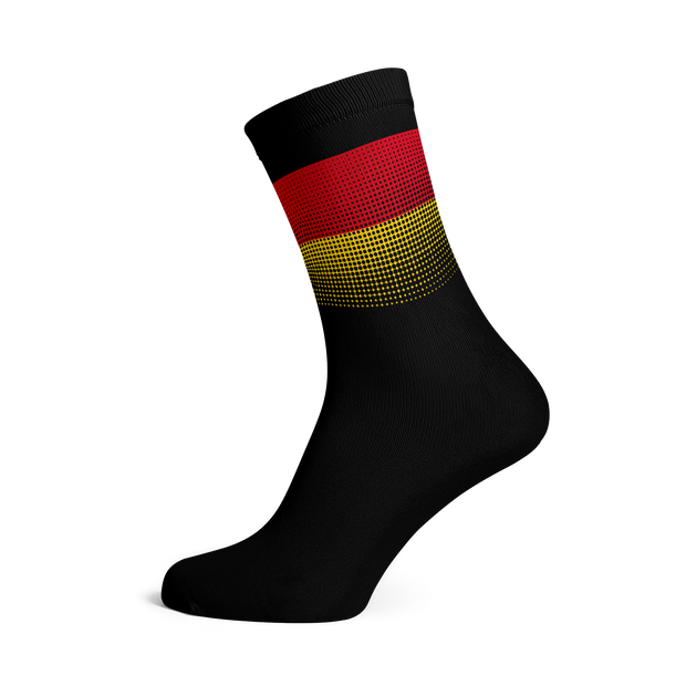 Sox Footwear | Germany Flag Socks