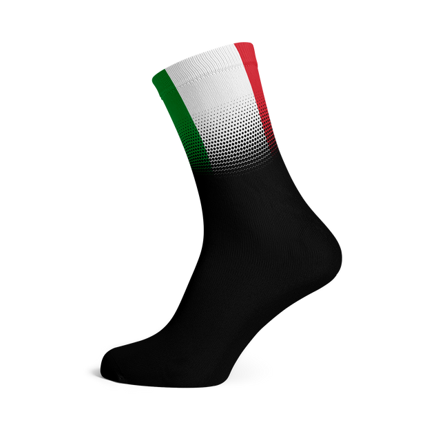 Sox Footwear | Italy Flag Socks