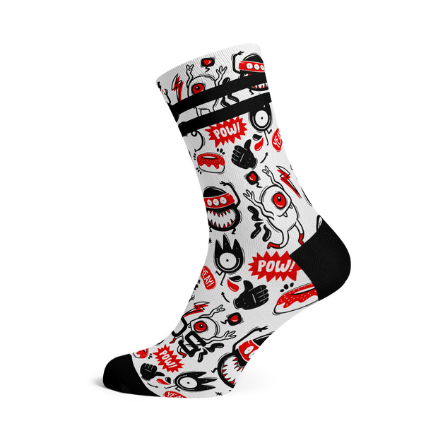 Sox Footwear | Monster Socks