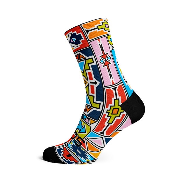 Sox Footwear | Ndebele Socks