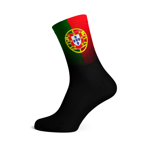 Sox Footwear | Portugal Flag Socks