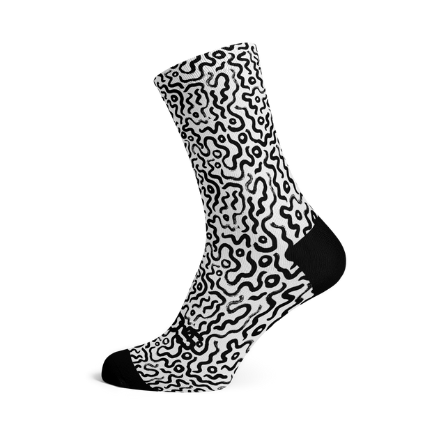 Sox Footwear | Scribble Socks