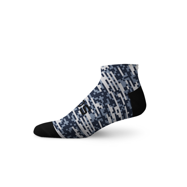 Sox Footwear | Camo Anklet Socks