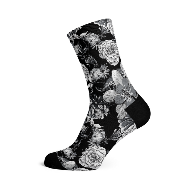 Sox Footwear | Mono Floral Socks