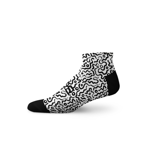 Sox Footwear | Scribble Anklet Socks