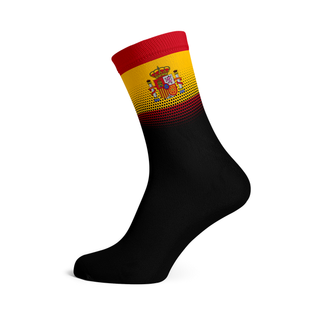 Sox Footwear | Spain Flag Socks