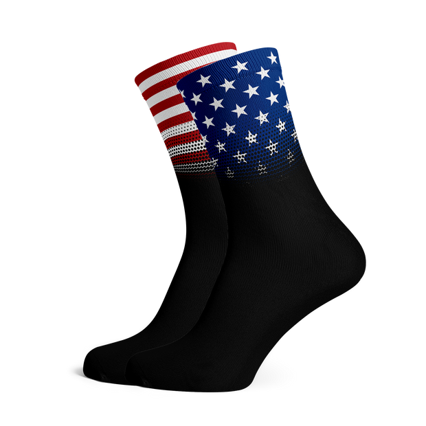 Sox Footwear | USA Flag Socks