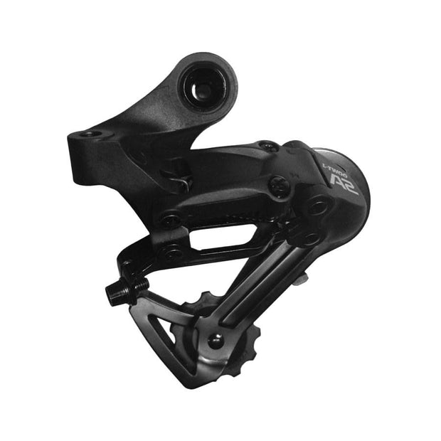 A2 MTB Rear Derailleur | 3x7 Speed-Components & Spares-L-Twoo-Black-www.rushsports.co.za