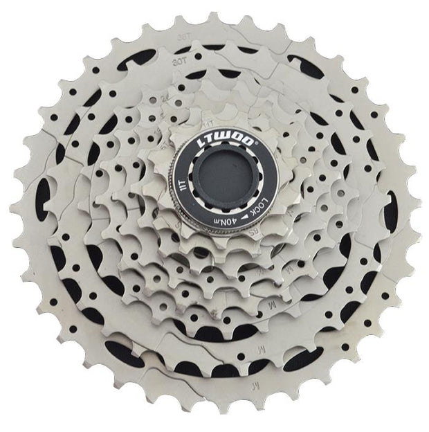 L-Twoo A3 MTB Cassette | 8-Speed | 11-36T by www.rushsports.co.za