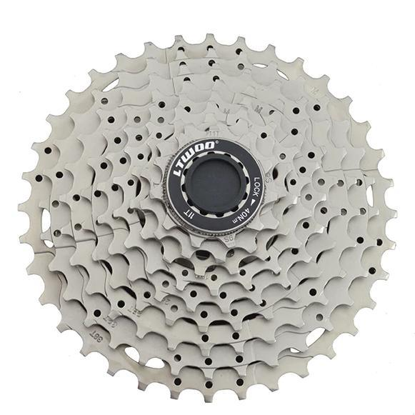 L-Twoo A5 MTB Cassette | 9-Speed | 11-42T by www.rushsports.co.za