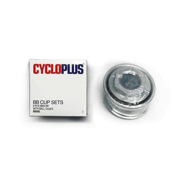 BB Cup Set-Components & Spares-CycloPlus-9-Piece BMX Type-www.rushsports.co.za