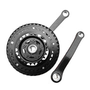Crank Set-Components & Spares-CycloPlus-18-Speed Steel 170mm 48T-www.rushsports.co.za