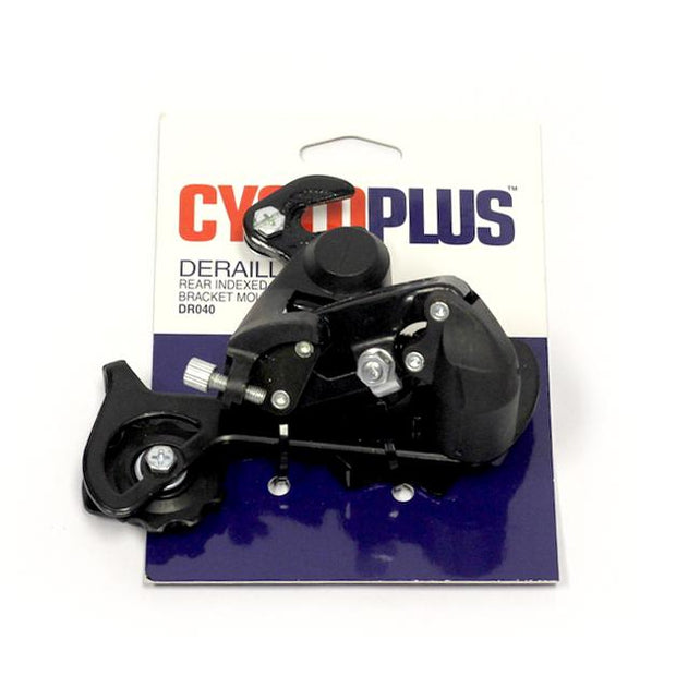 CycloPlus Derailleur Rear by www.rushsports.co.za