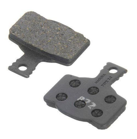 Disc Brake Pads Organic by: CycloPlus