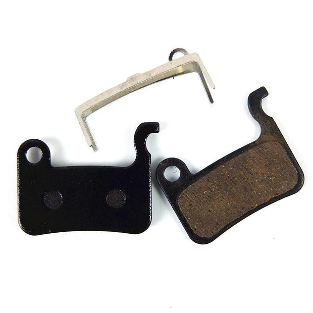 Disc Brake Pads Organic-Components & Spares-CycloPlus-Shimano M965 / M966 / M765 / M665-www.rushsports.co.za