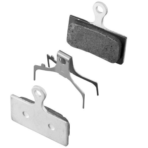 Disc Brake Pads Organic-Components & Spares-CycloPlus-Shimano M985 / M785 / M666 / M615-www.rushsports.co.za