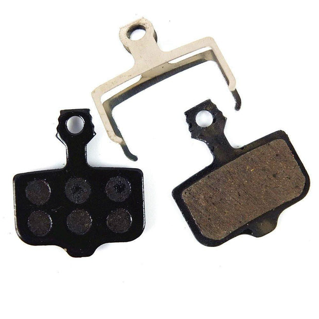 CycloPlus Disc Brake Pads Organic by www.rushsports.co.za