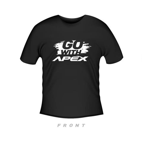 Apex Go with Apex Tee by www.rushsports.co.za