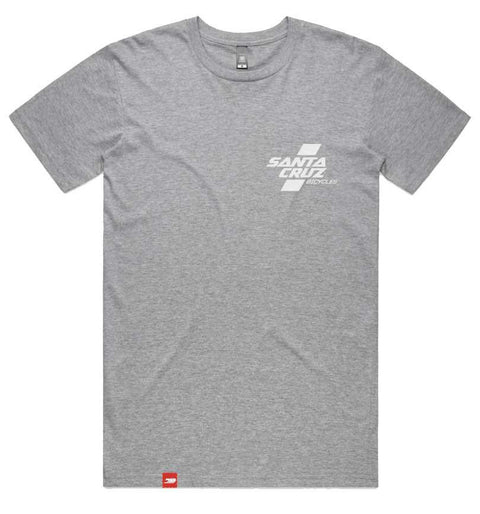Santa Cruz Parallel Tee by www.rushsports.co.za
