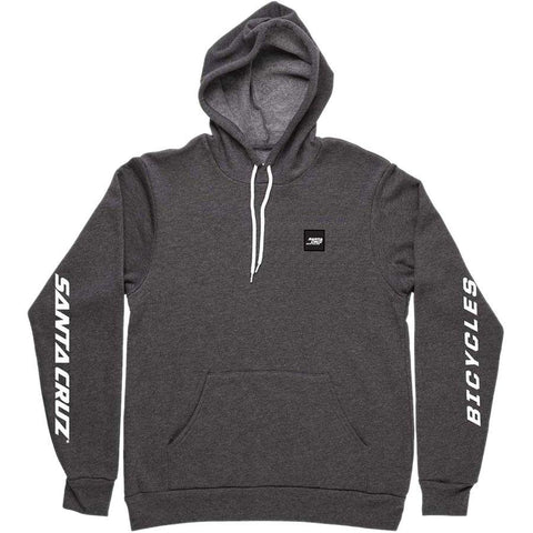 Santa Cruz Patch Pullover Hoodie by www.rushsports.co.za