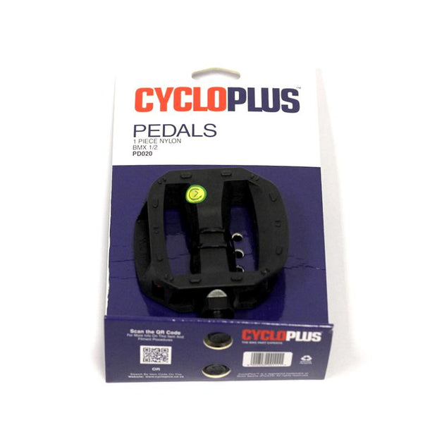 CycloPlus Pedals BMX Nylon by www.rushsports.co.za