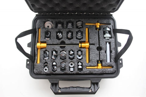 Enduro Pro Tool Kit - Bearing Puller and Press by www.rushsports.co.za
