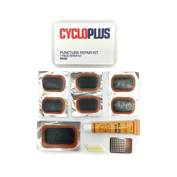 CycloPlus Puncture Repair Kit by www.rushsports.co.za
