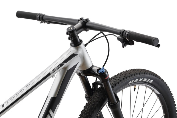 Signal S920-Bicycles & Frames-Signal-Quicksilver / Black-M-SRAM SX 1x12-www.rushsports.co.za