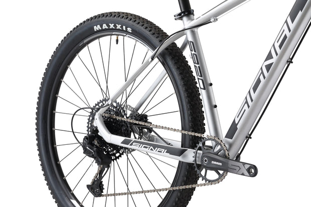 Signal S920-Bicycles & Frames-Signal-Quicksilver / Black-S-SRAM SX 1x12-www.rushsports.co.za