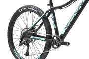 Signal Skye S610-Bicycles & Frames-Signal-Night Black / Teal-S-L-Twoo 1x9-www.rushsports.co.za