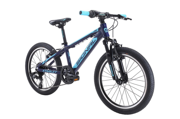 Signal Starlet 20-Bicycles & Frames-Signal-Ink Blue / Teal-Shimano 1x7-www.rushsports.co.za