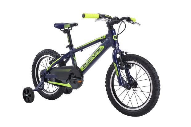 Signal Stormer 16-Bicycles & Frames-Signal-Ink Blue / Highlighter Yellow-www.rushsports.co.za