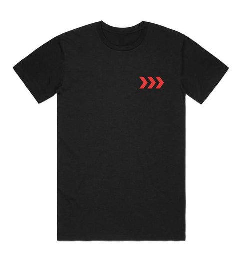 Syndicate Chevron Tee by: Santa Cruz
