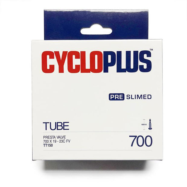CycloPlus Tube | Pre Slimed | 700C x 19 / 23C by www.rushsports.co.za