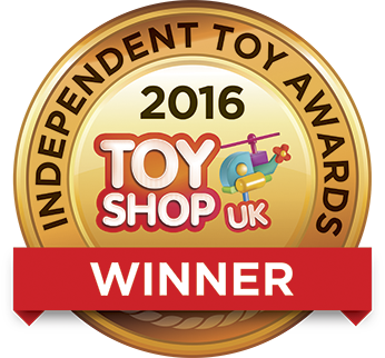 Independent Toy Awards Winner Lottie Dolls