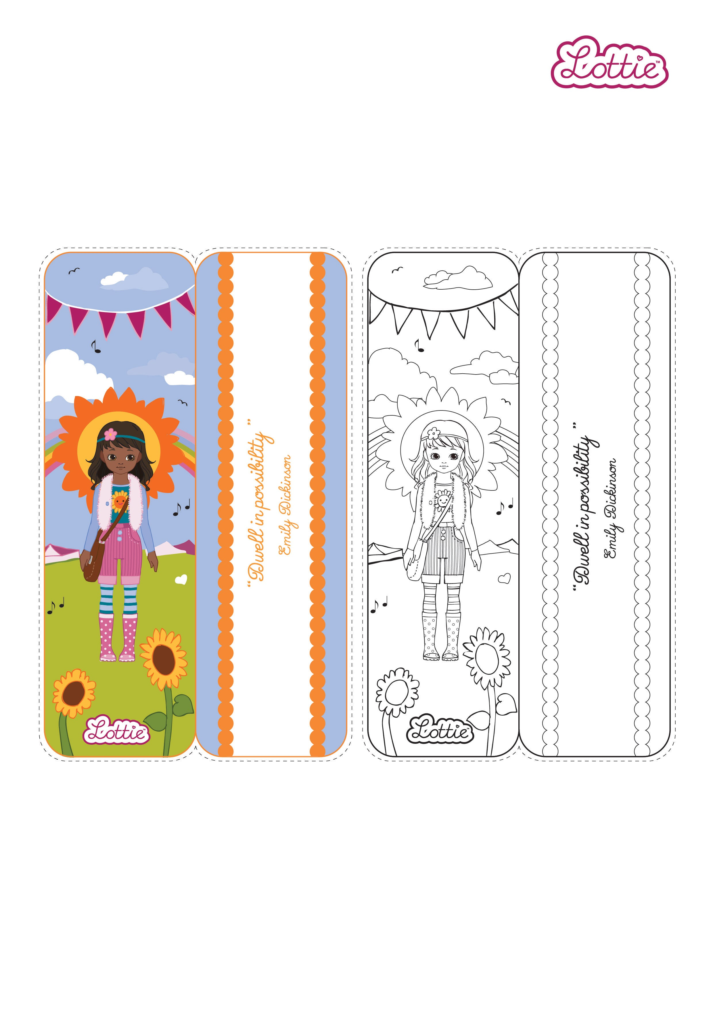 fun activities and printables tagged printable bookmarks