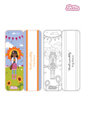Branksea Festival Lottie printable bookmark