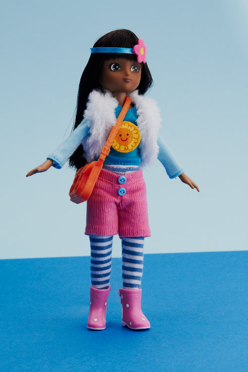 Lottieville Festival Lottie doll