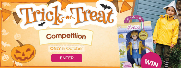 Lottie's Trick or Treat Competition