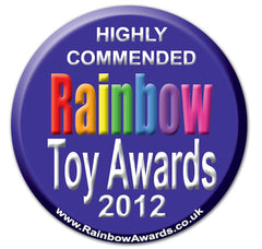 Highly Commended Rainbow Toy Awards 2012