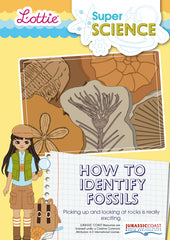 How to identify fossils